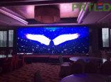 P4, P5, visualización de LED de interior del alquiler P6.25 con el panel de fundición a presión a troquel 500*500mm/500*1000m m