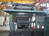 Lopende band naar omhoog CCM Machine van het Ononderbroken Afgietsel voor Staaf/Buis/Strook