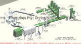 Granulator voor ammoniumchloride, output per uur: 900~1600kg