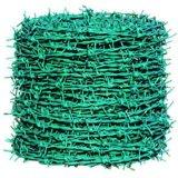 Fio revestido do PVC Babed da torção tradicional
