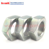 DIN431管の調和の糸が付いているくだらないコンジットのロックナット