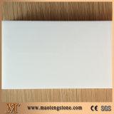 Панель больших стеклянных панелей чисто белая Nano выкристаллизовыванная стеклянная