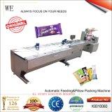 El introducir automático y empaquetadora de la almohadilla (K8010060)