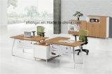 Tabela de reunião executiva da mesa do gabinete moderno da mobília para o projeto do escritório