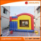 Kind-Spielzeug-Produkt-aufblasbares springendes federnd Schloss-Plättchen kombiniert (T3-103)