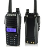 Novo Baofeng UV-82 2-Way Radio 136-174MHz / 400-520MHz U / V Dual Band 5W Walkie Talkie de mão