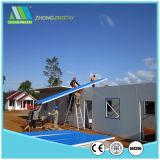 Sandwichwand-Panel der Qualitäts-Farben-Stahl Isolier-ENV für Wand und Dach