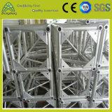Fascio di alluminio del quadrato di illuminazione del bullone di vite di prestazione del partito di mostra della fase