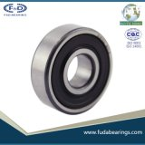 China Bearing Factory F & D 6201 2RS diepgroefkogellager