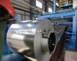 Bobina de aço galvanizada mergulhada quente da lantejoula regular de alta elasticidade