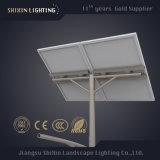 do vento elevado do lúmen do diodo emissor de luz de 8m Pólo 60W luzes de rua solares (SX-TYN-LD-65)