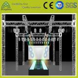 Ферменная конструкция модного парада ферменной конструкции представления оборудования этапа алюминиевая