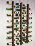 The Newwest Wall Mounted Wood Wine Storage Rack Home Furniture Display