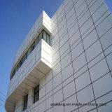 لوحة الجدار في الهواء الطلق الكسوة PVDF الألومنيوم المركب (1220 * 2440 * 4MM) (ALB-008)