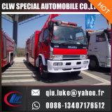 Caminhão da luta contra o incêndio do tanque de água de Isuzu 3000liter/3cbm