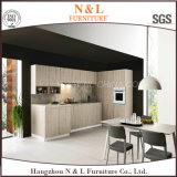 Moderne Art-hölzerne Möbel MDF-hölzerner Küche-Schrank