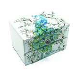 Cosmética / Perfumes / Vela / promoción / joyería de papel caja de regalo Hx-6703