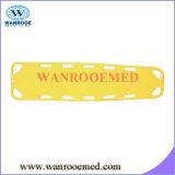 Civière en plastique dure Emergency de panneau de l'épine Ea-1f1 pour imperméable à l'eau