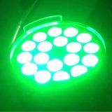 NENNWERT Licht 15W X 18 RGB-LED für DJ-Partei-Disco-Stadiums-Licht