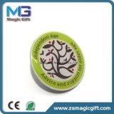 L'alta qualità comercia il distintivo all'ingrosso a resina epossidica dell'OEM