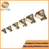 Material de bronze do Y-Filtro para a venda quente