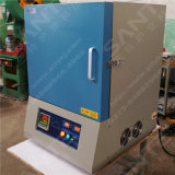 fornace di sinterizzazione di resistenza della casella 1600c (10L, 200X250X200mm)