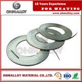 Tutti i generi di striscia della lega 0cr21al6 del calibro Fecral21/6 per il resistore di ceramica