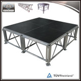 Het beste Platform Geschikt voor elk terrein van het Stadium van het Aluminium van de Verkoop Openlucht Draagbare