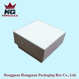 Rectángulo de joyería de papel clásico hecho en China