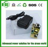 Montaggio di potere circa l'adattatore astuto di 12.6V1a AC/DC per la batteria 1860 di litio