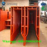 Het Staal van de Steiger van het Systeem van het Frame van het staal voor Bouw
