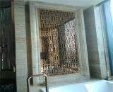 建物の装飾材料レーザーの切口高品質のアルミニウムスクリーンの壁の芸術のパネル