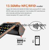 beweglicher Scanner androides NFC HandPdas mit Thermodrucker