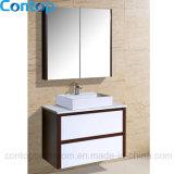 Governo di stanza da bagno domestico moderno di legno solido 040