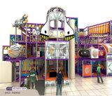 Beifall-Unterhaltungs-Platz scherzt Thema-Innenspielplatz-Gerät