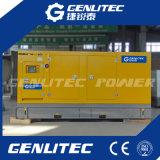 con Weichai original (WP10D238E200) 250 kVA Motor silencioso generador diesel