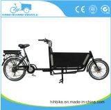 機械化を用いる長いジョンBakfietsの貨物自転車
