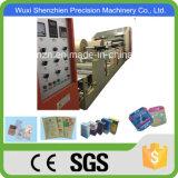 中国ウーシーの機械を作る4つの層のクラフト紙のセメント袋