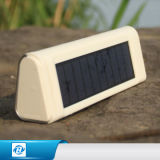 Luz accionada solar impermeable al aire libre de la pared de la lámpara infrarroja del jardín del LED para el hogar
