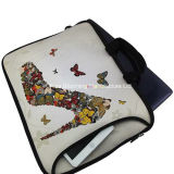Saco do portátil do mensageiro do ombro da caixa do portátil do neopreno de Womem da forma