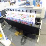 O vinil da etiqueta arma o plotador da estaca do papel de etiqueta