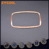 Bobina eletromagnética do indutor da solução da antena RFID
