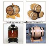 подгонянный 5L/10L/20L/100L бочонок хранения вина дуба деревянный