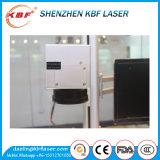 tipo de alta velocidade máquina da tabela de 20With 30W da marcação do laser da fibra para o metal da marcação