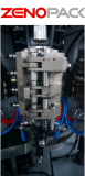 Machine rotatoire de soufflage de corps creux de 8 cavités