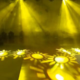 아름다운 Gobo 7r Sharpy 230W 광속 & 반점 LED 이동하는 맨 위 단계 빛 (A230GS-TA)