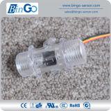 """1/2の""""高品質の水処理のための水晶水流センサー"""