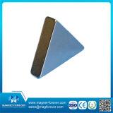 삼각형 네오디뮴 NdFeB 자석