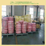 Geflochtene der Stahldraht verstärkte Gummi abgedeckten hydraulischen Schlauch (SAE100 R2-1/4)