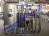 Tubo tubolare a più strati dello sterilizzatore nello sterilizzatore del tubo/pastorizzatore dell'alberino per materiale di grande viscosità